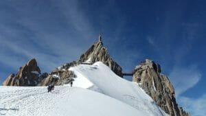 Chamonix parapente : aiguille du Midi